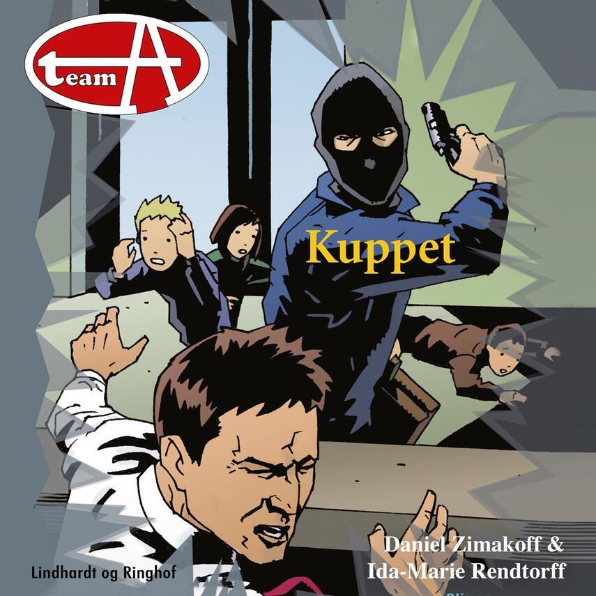 Daniel Zimakoff: Kuppet