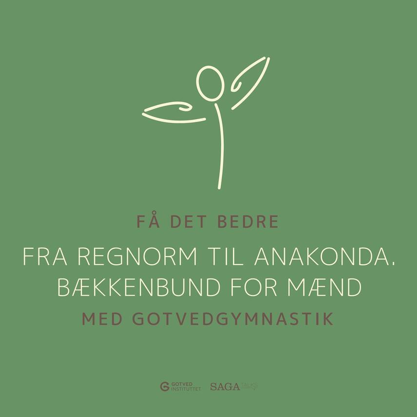 : Fra regnorm til anakonda - bækkenbund for mænd