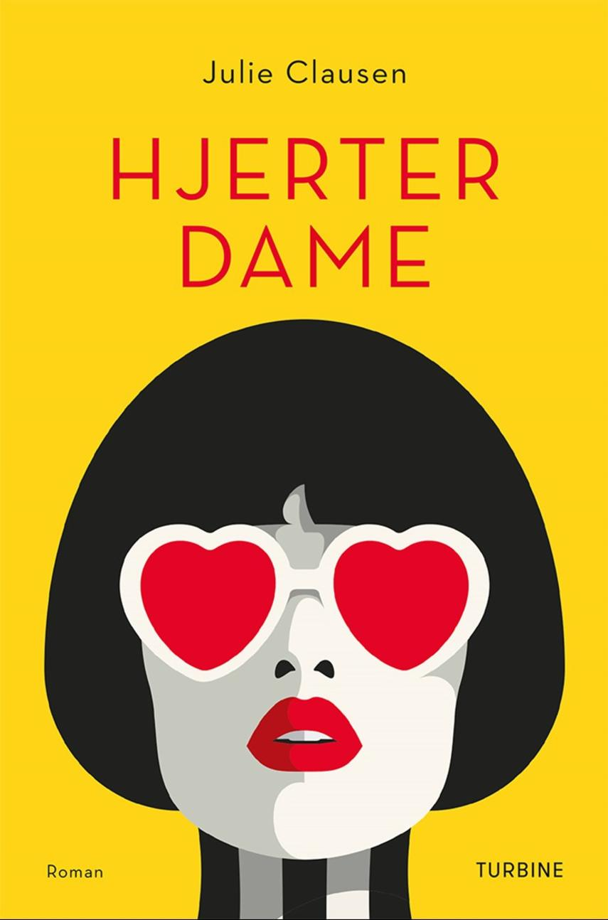 Julie Clausen (f. 1992): Hjerterdame : roman