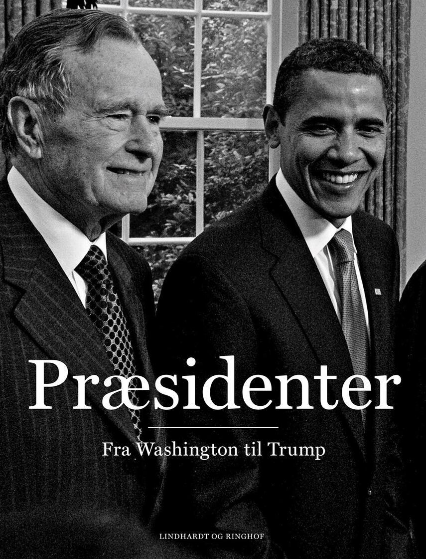 : Præsidenter : fra Washington til Trump