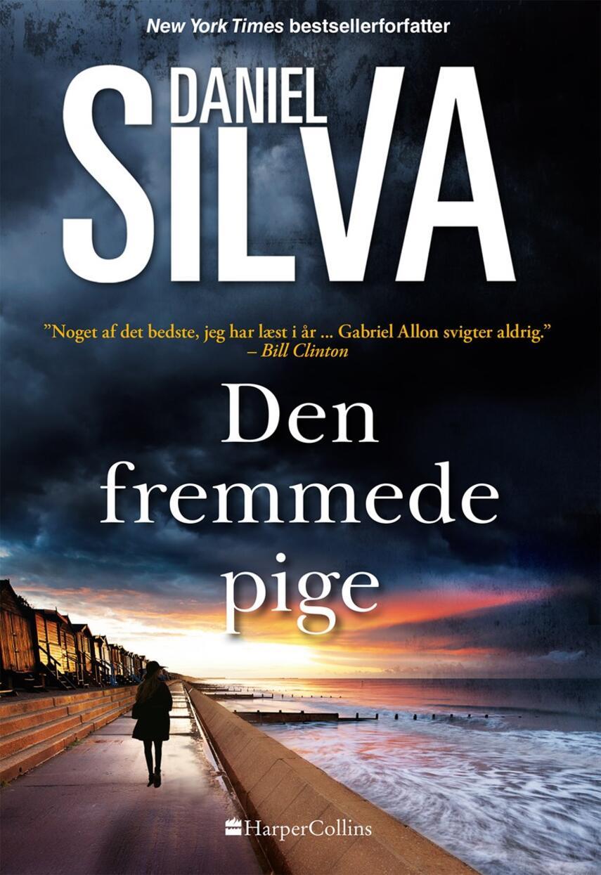 Daniel Silva: Den fremmede pige