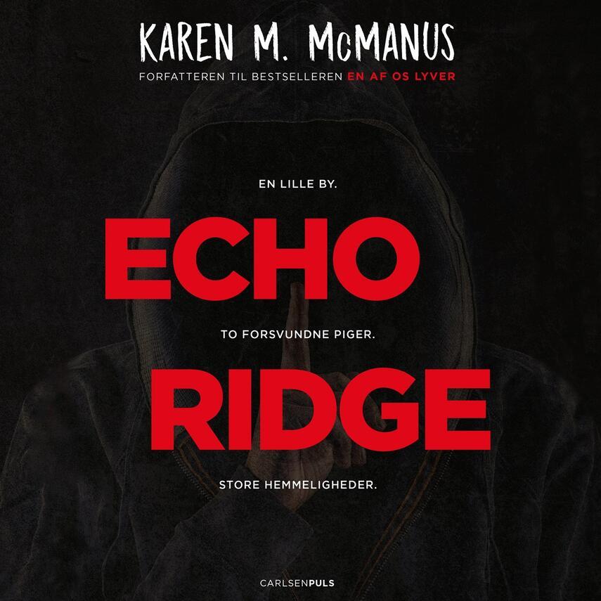 Karen M. McManus: Echo Ridge