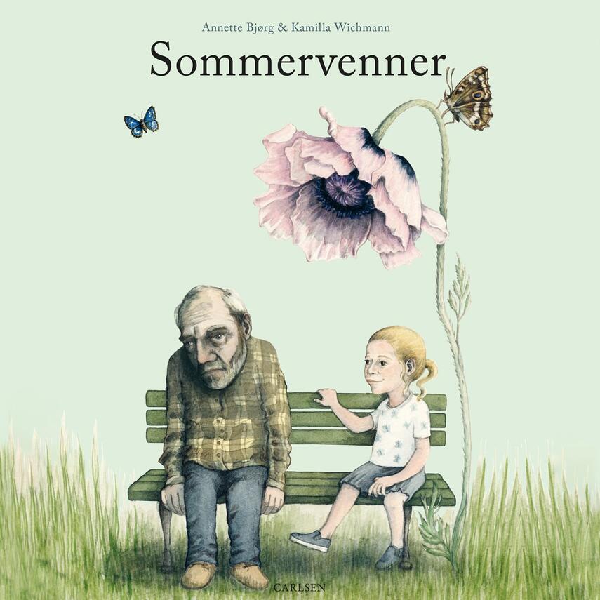 Annette Bjørg: Sommervenner