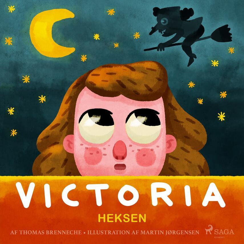Thomas Banke Brenneche: Victoria og heksen