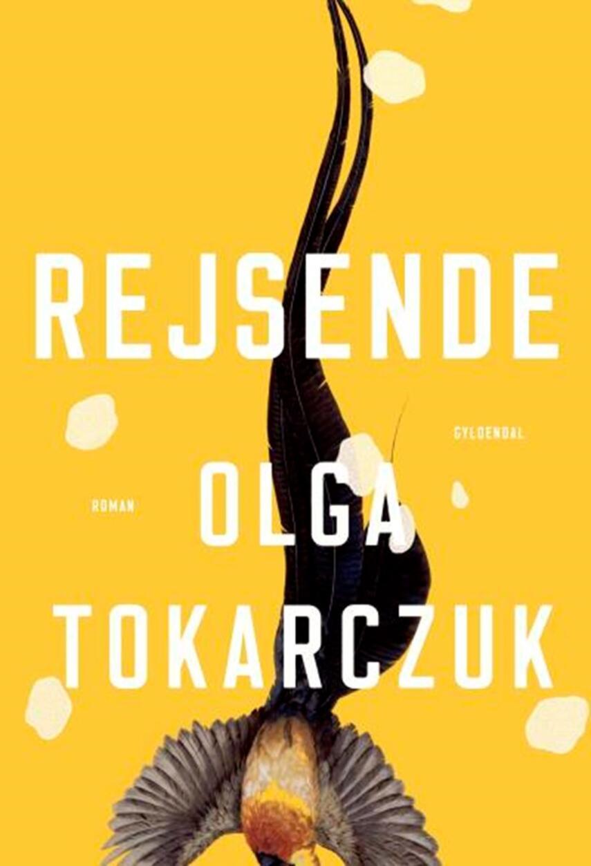 Olga Tokarczuk: Rejsende
