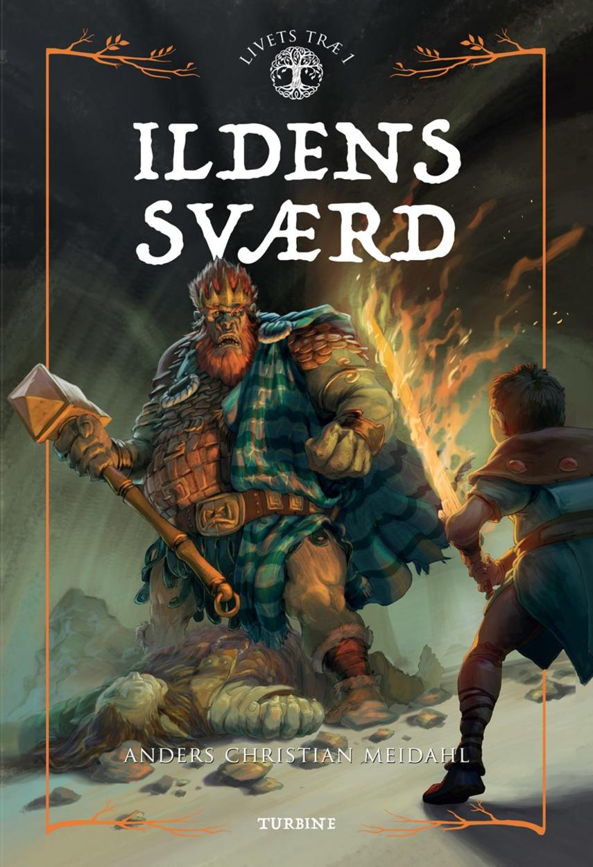 Anders Christian Meidahl: Ildens Sværd