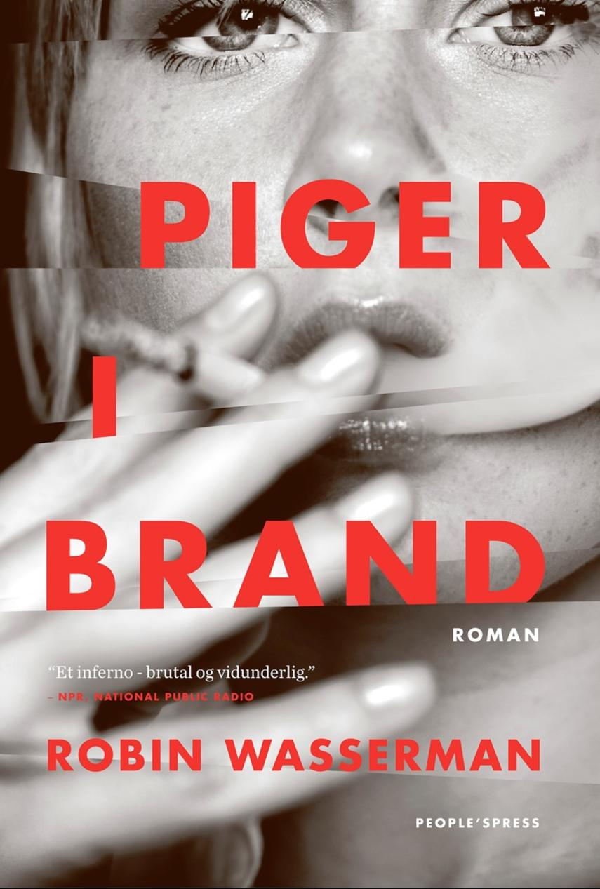 Robin Wasserman: Piger i brand : roman