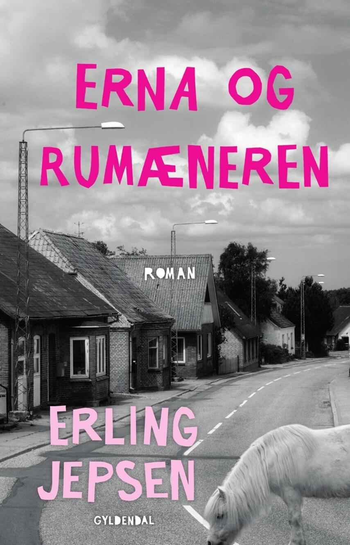 Erling Jepsen (f. 1956): Erna og rumæneren : roman