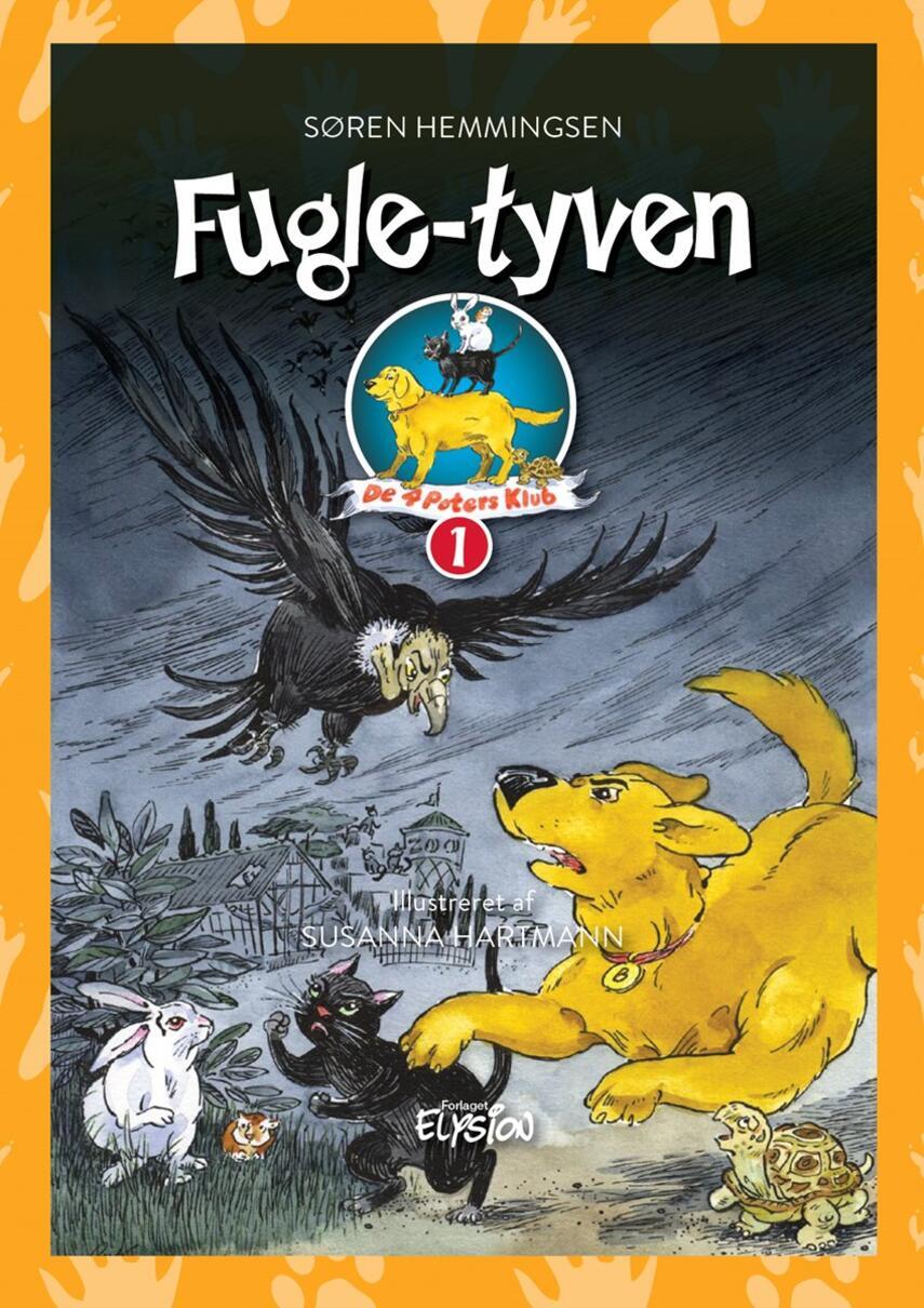 Søren Hemmingsen: Fugletyven