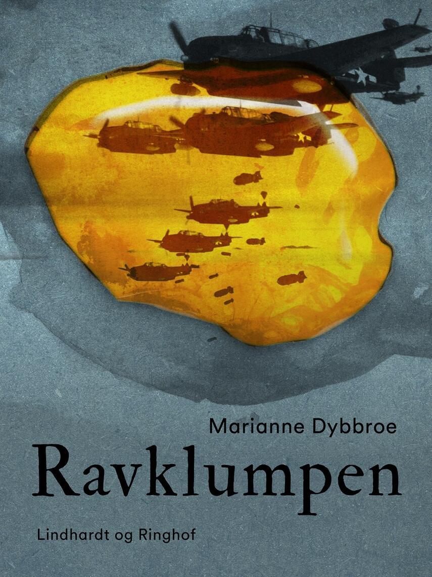 Marianne Dybbroe: Ravklumpen