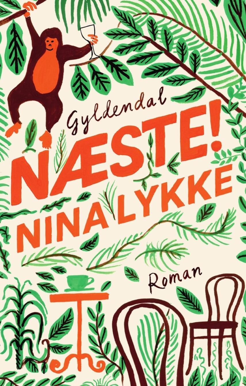 Nina Lykke (f. 1965): Næste! : en lægeroman