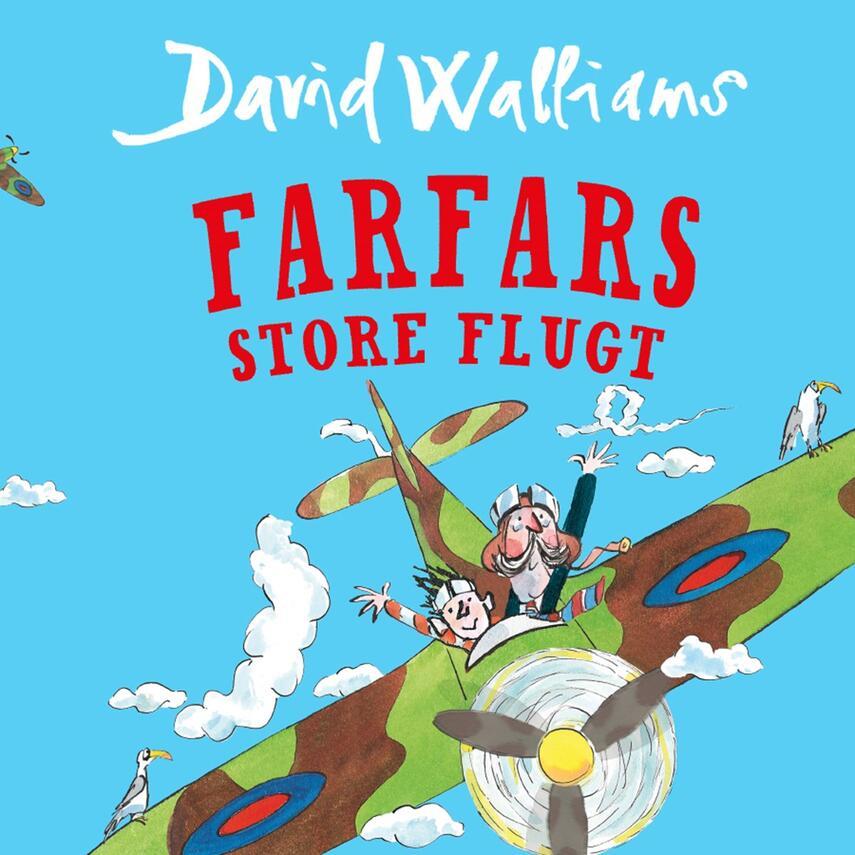 David Walliams: Farfars store flugt