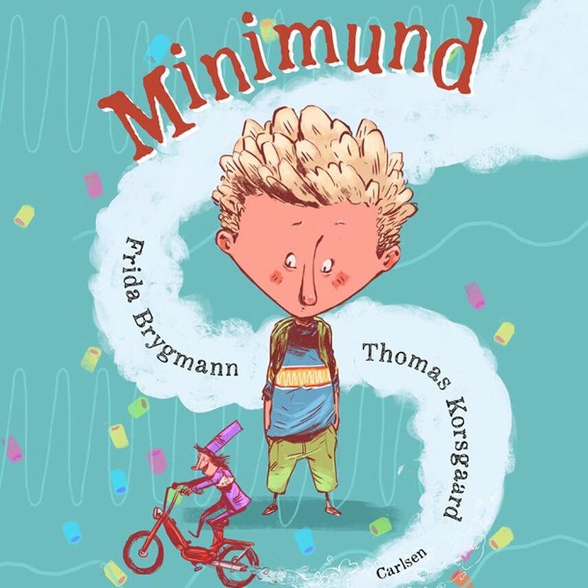 Frida Brygmann, Thomas Korsgaard (f. 1995): Minimund