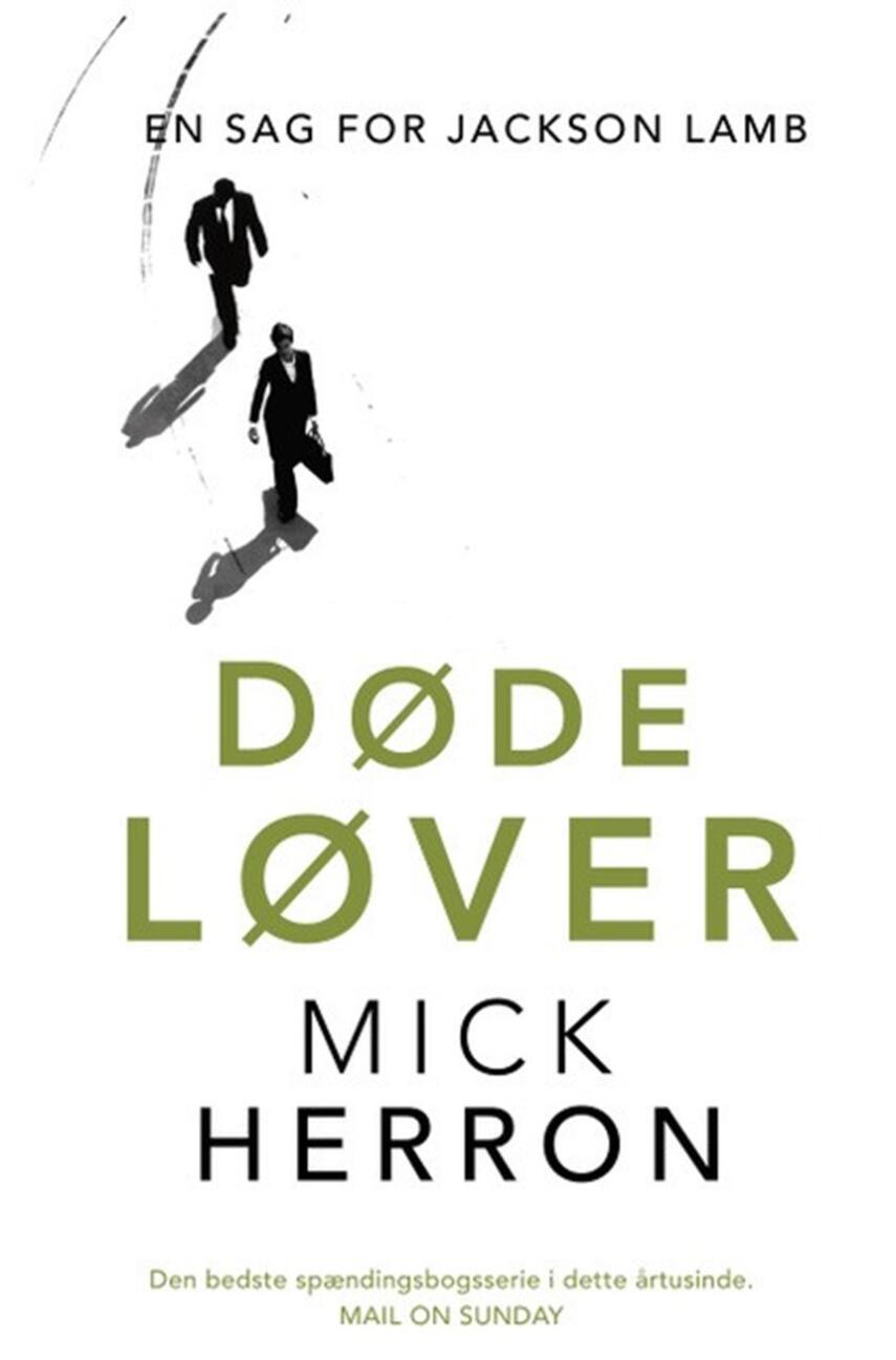 Mick Herron (f. 1963): Døde løver