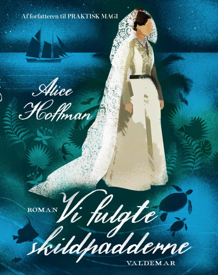 Alice Hoffman: Vi fulgte skildpadderne : roman
