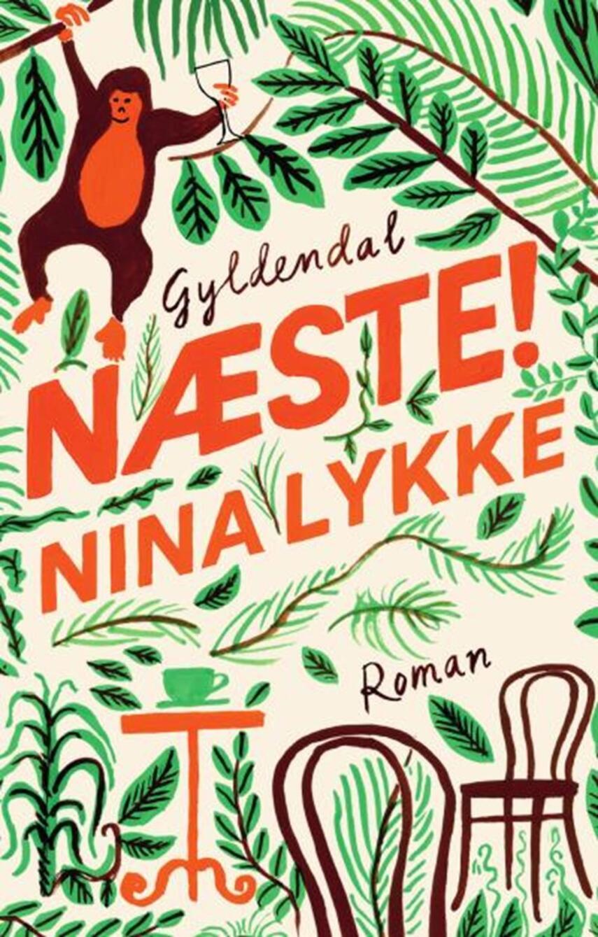 Nina Lykke (f. 1965): Næste!