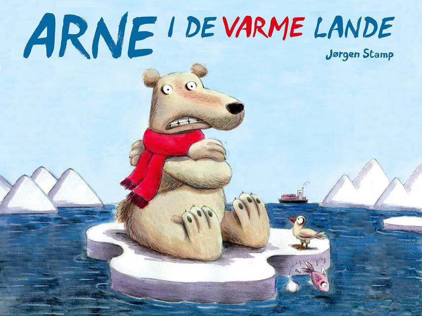 Jørgen Stamp: Arne i de varme lande