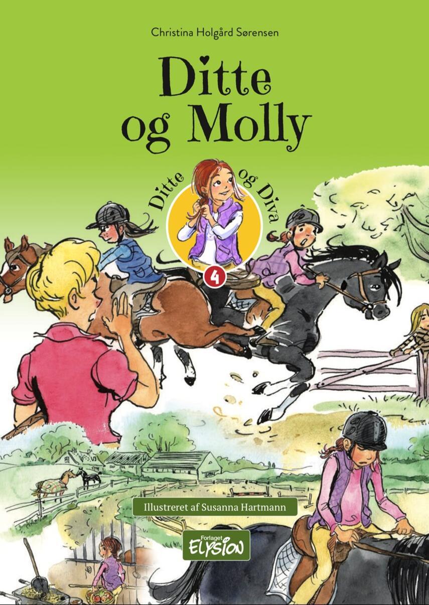 Christina Holgård Sørensen: Ditte og Molly