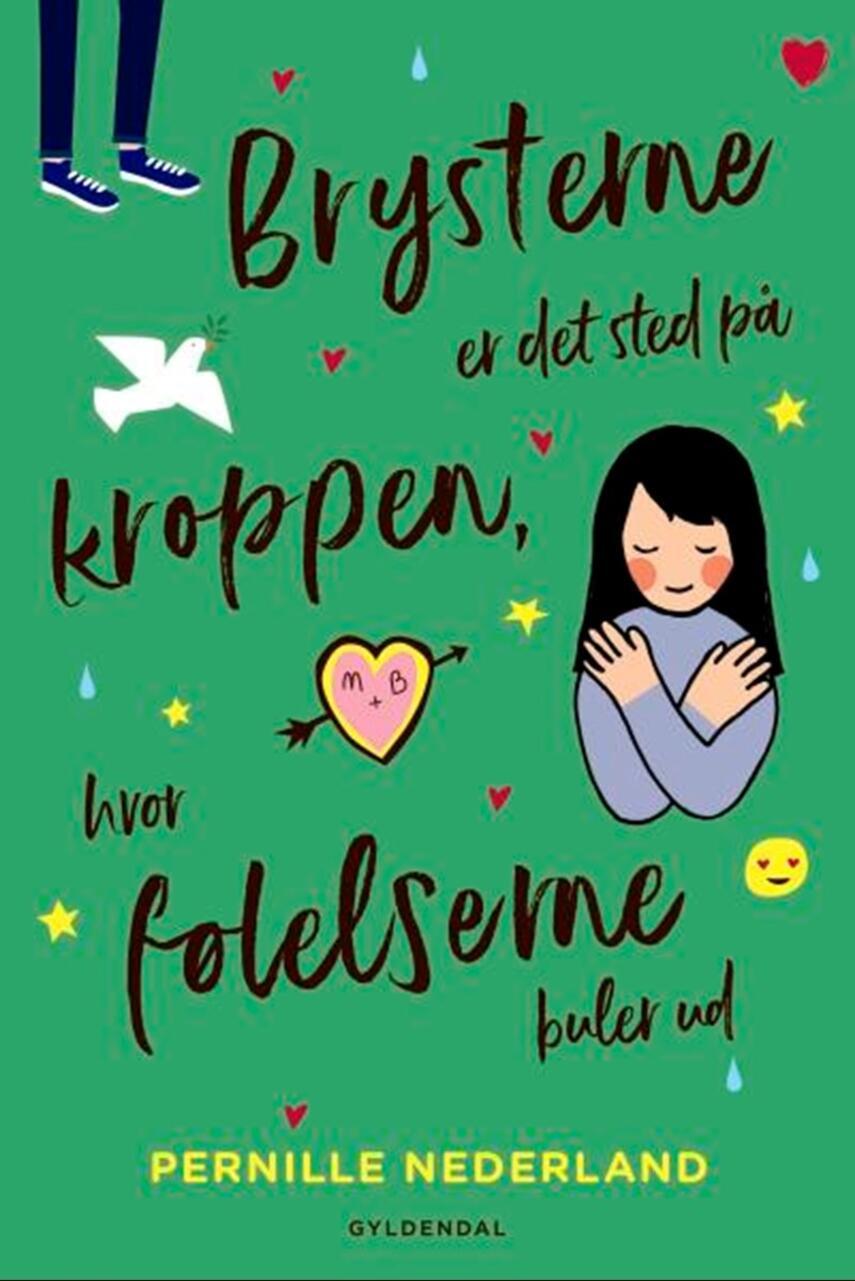 Pernille Nederland, Kristine Brendstrup: Brysterne er det sted på kroppen, hvor følelserne buler ud