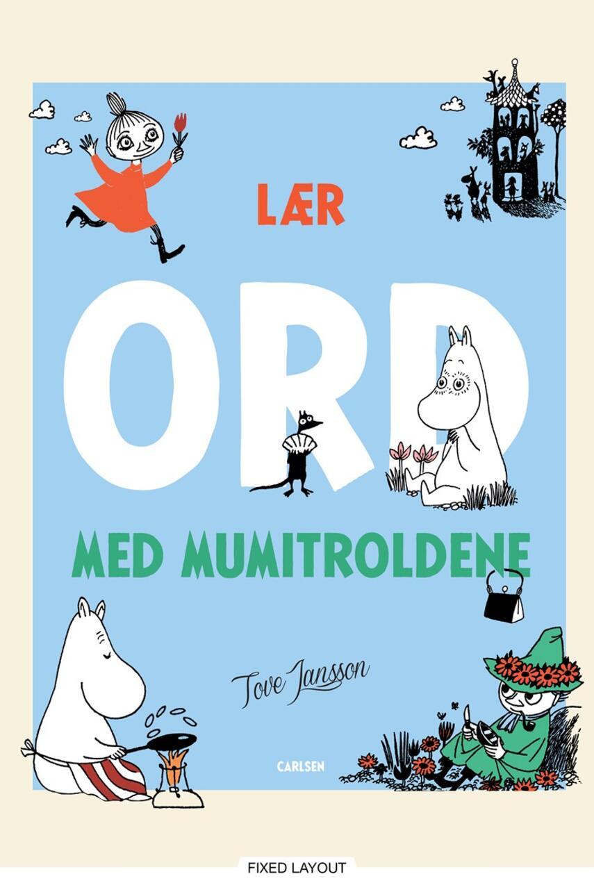 Tove Jansson: Lær ord med Mumitroldene