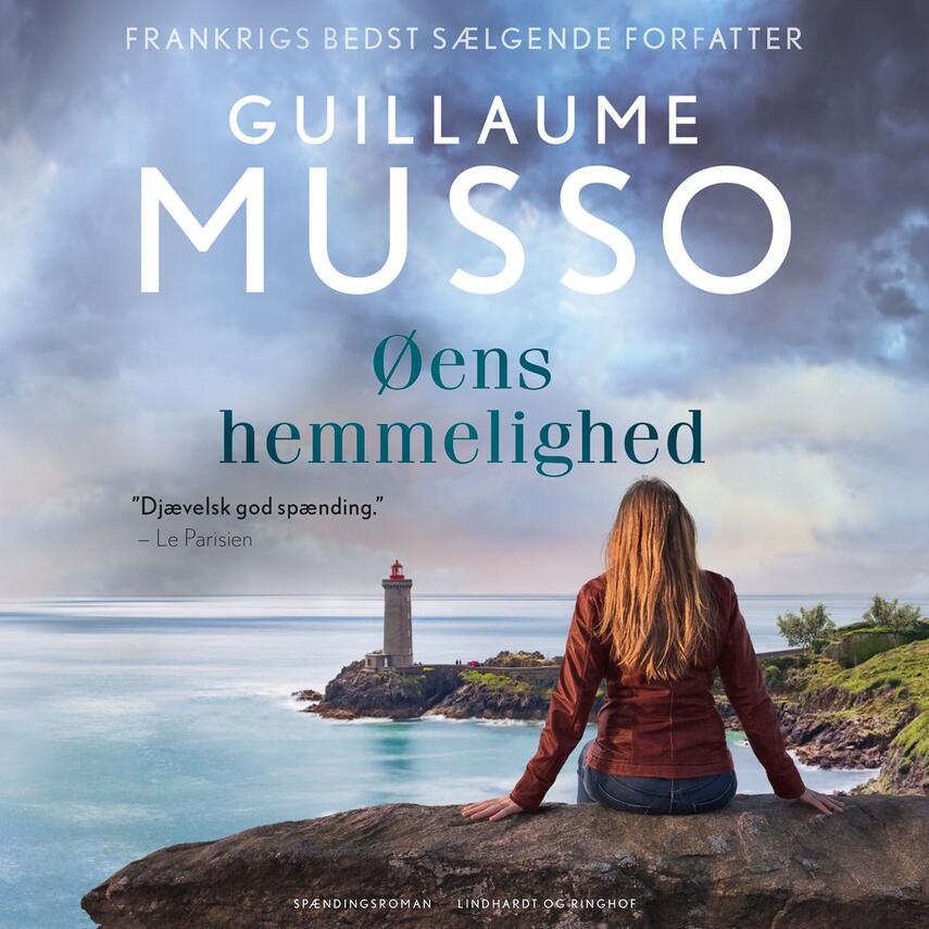 Guillaume Musso: Øens hemmelighed