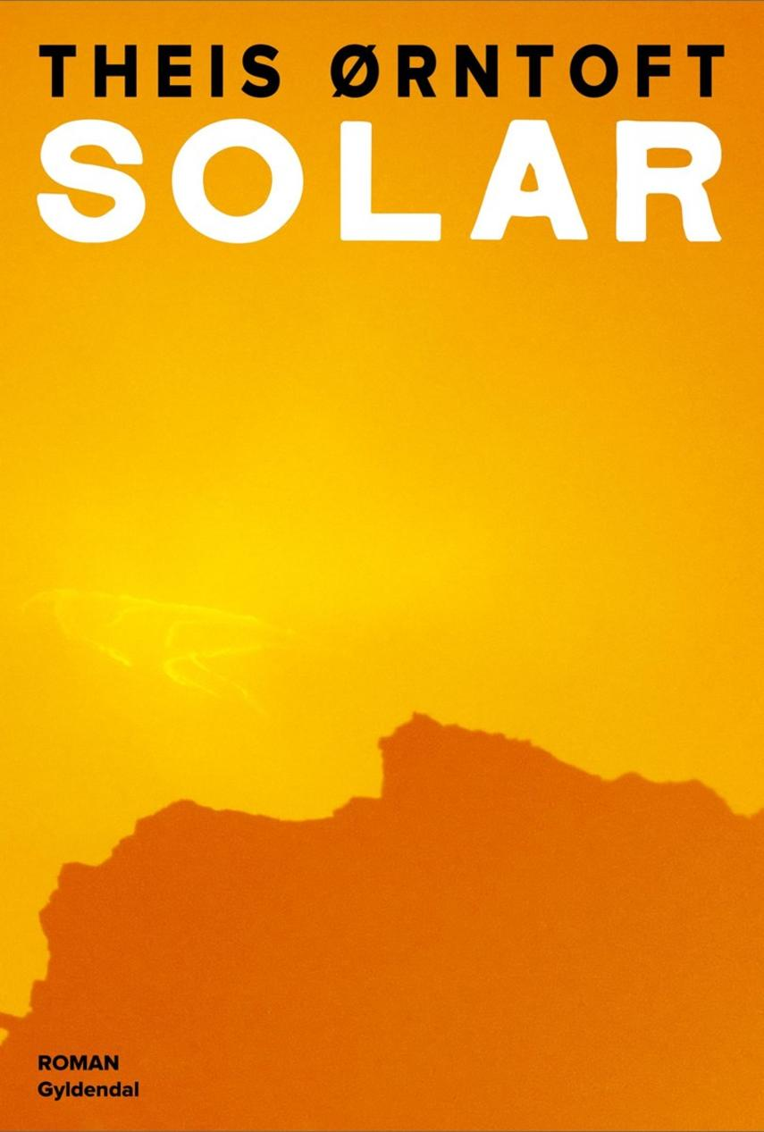 Theis Ørntoft: Solar : roman