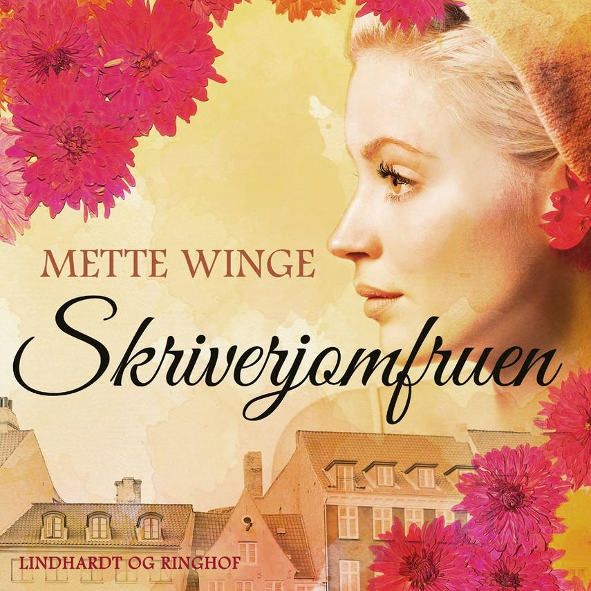 Mette Winge: Skriverjomfruen : en guvernanteroman