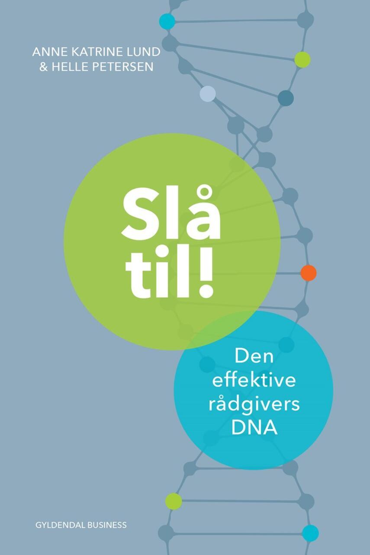 Anne Katrine Lund (f. 1970), Helle Petersen (f. 1971-04-20): Slå til! : den effektive rådgivers DNA