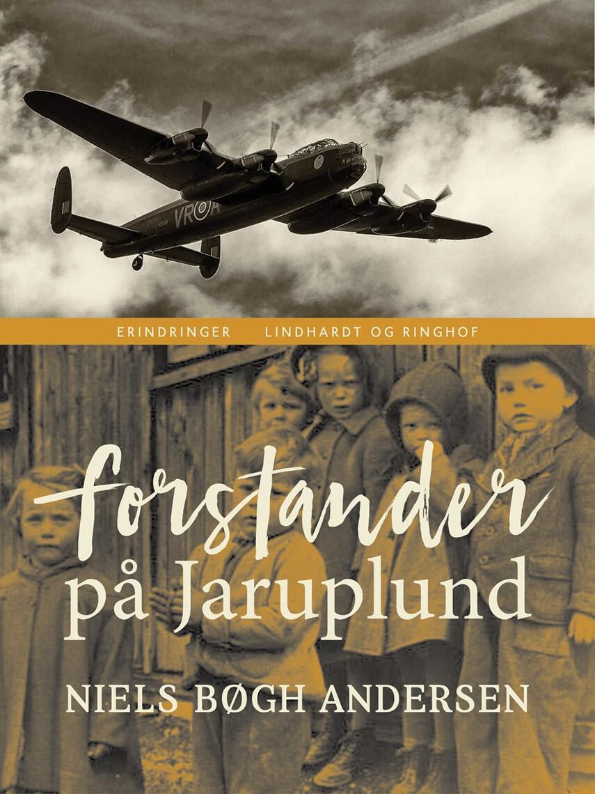 Niels Bøgh Andersen: Forstander på Jaruplund