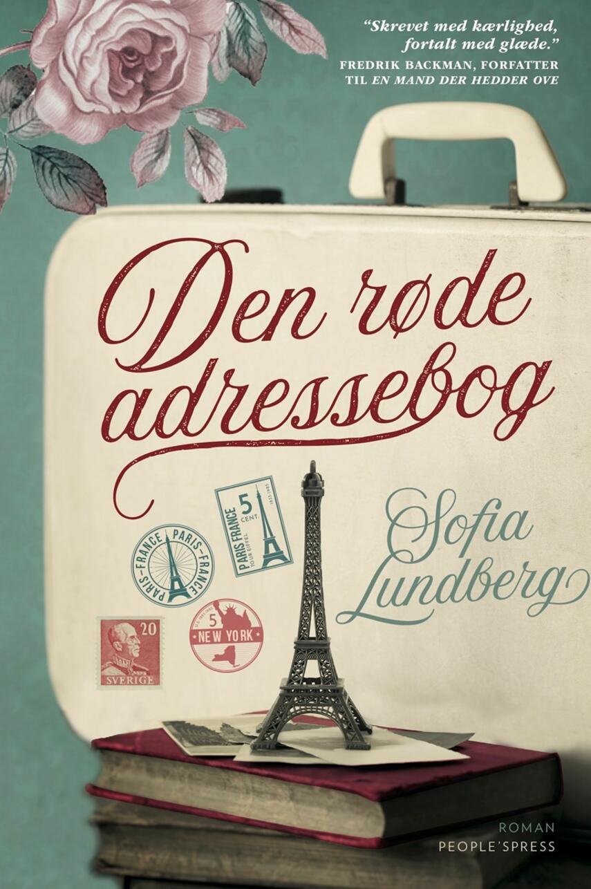 Sofia Lundberg (f. 1974): Den røde adressebog : roman