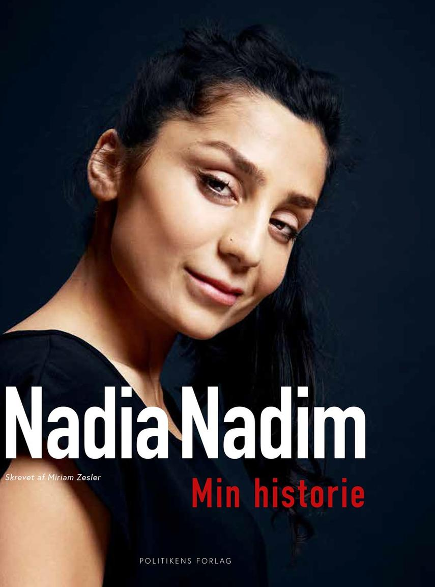 Nadia Nadim, Miriam Zesler: Nadia Nadim - min historie