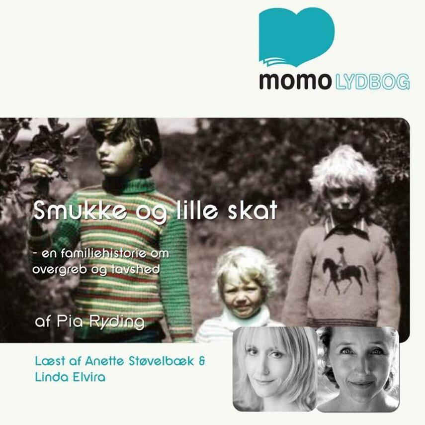 Pia Ryding (f. 1967): Smukke og lille skat