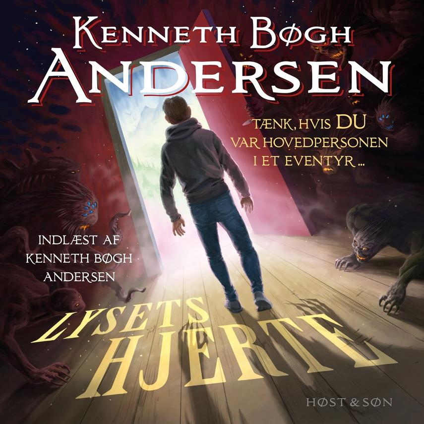 Kenneth Bøgh Andersen: Lysets hjerte