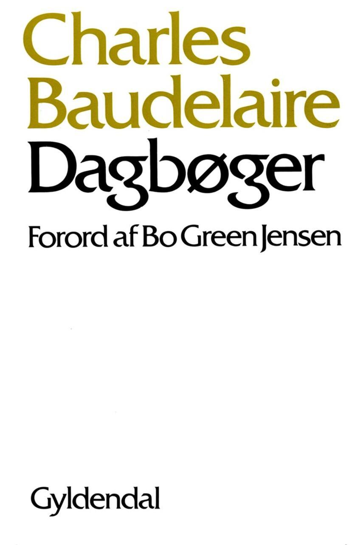 Charles Baudelaire: Dagbøger