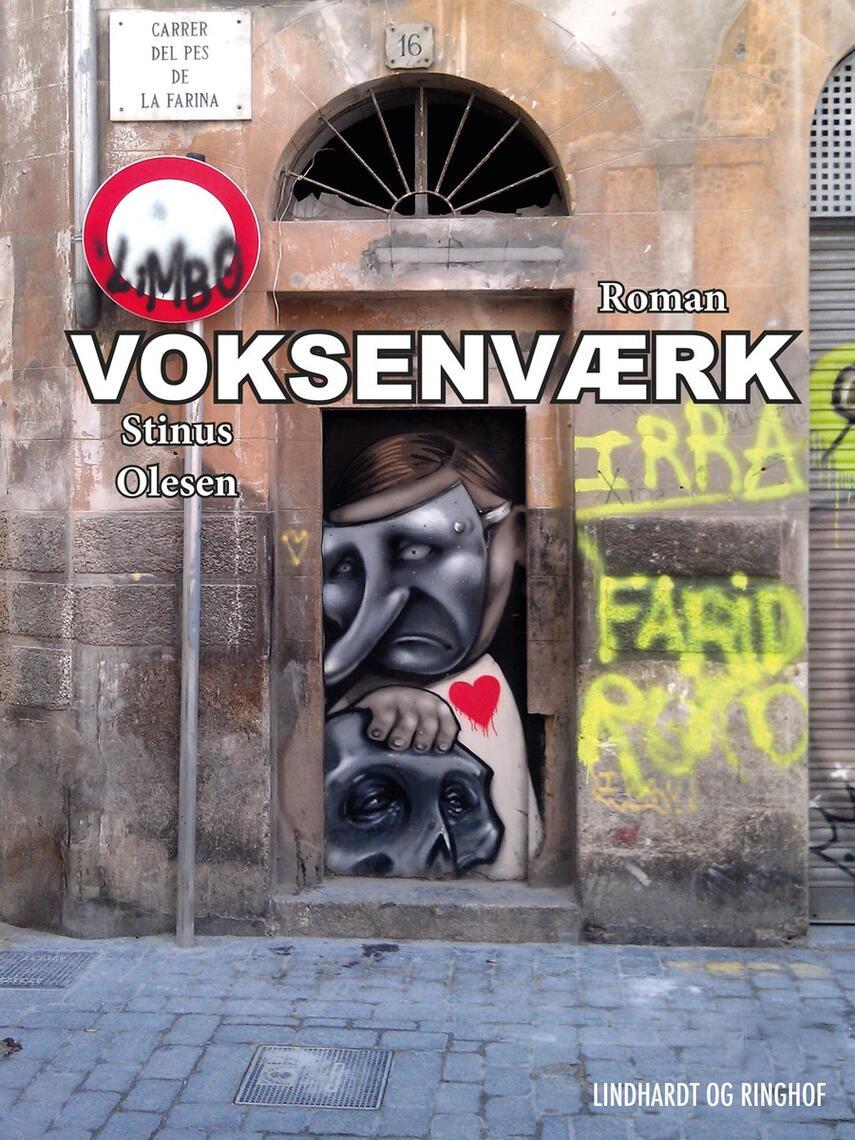 Stinus Olesen: Voksenværk : roman