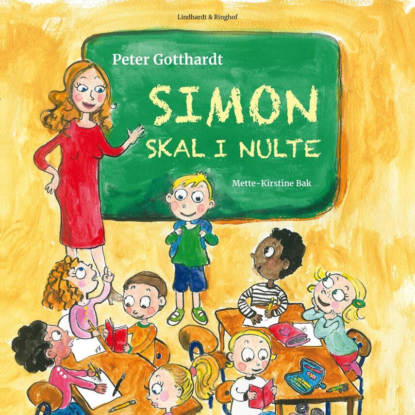 Peter Gotthardt: Simon skal i nulte