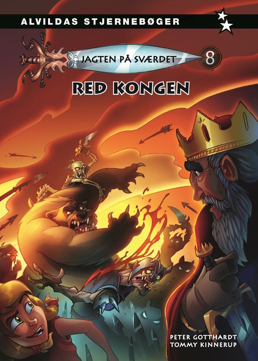 Peter Gotthardt: Red kongen