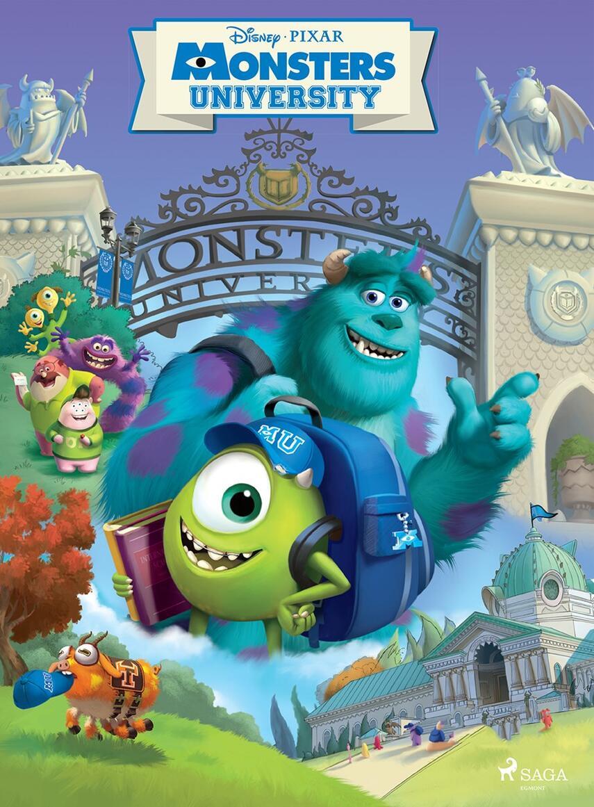 : Monsters University