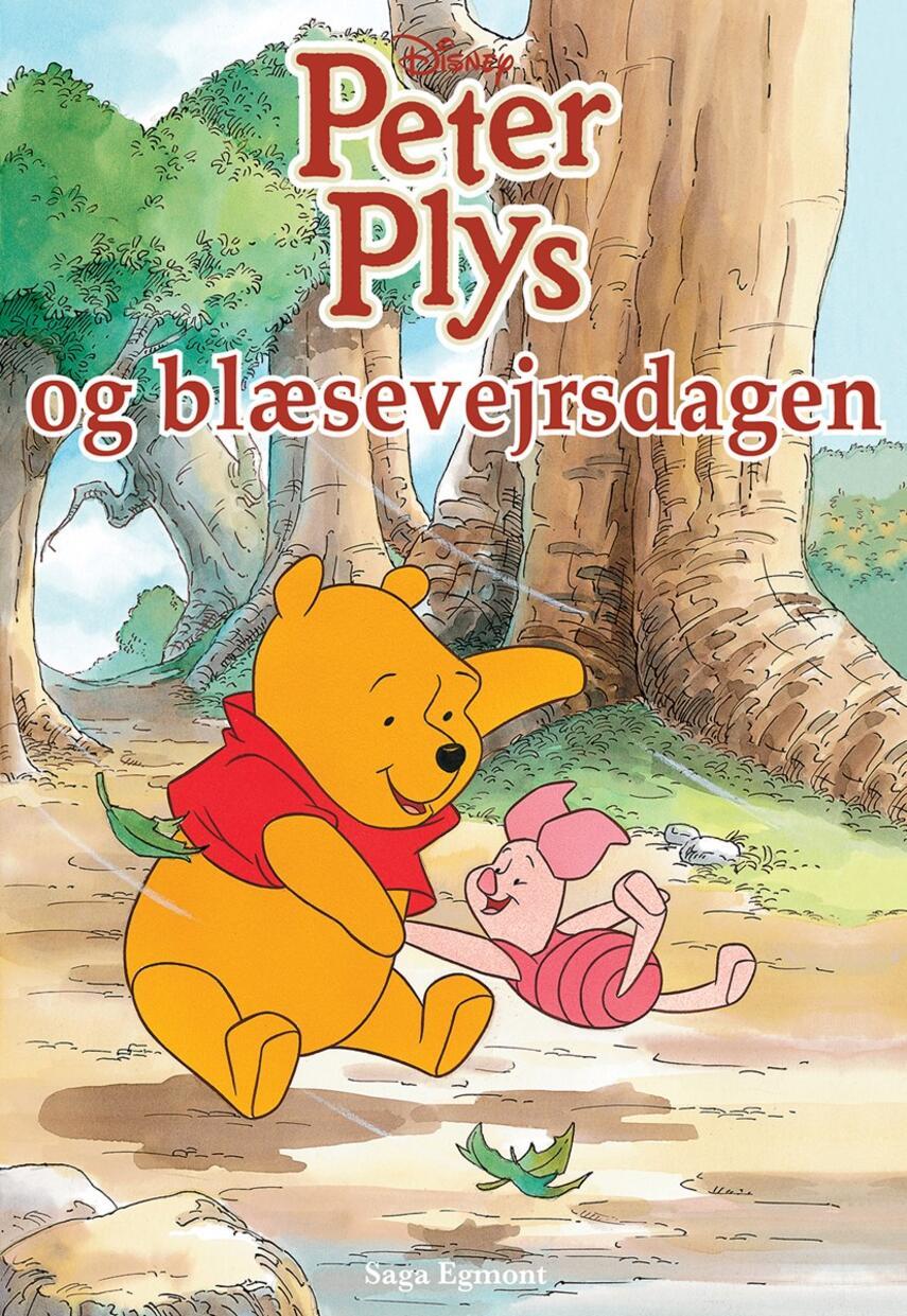 : Peter Plys og blæsevejrsdagen