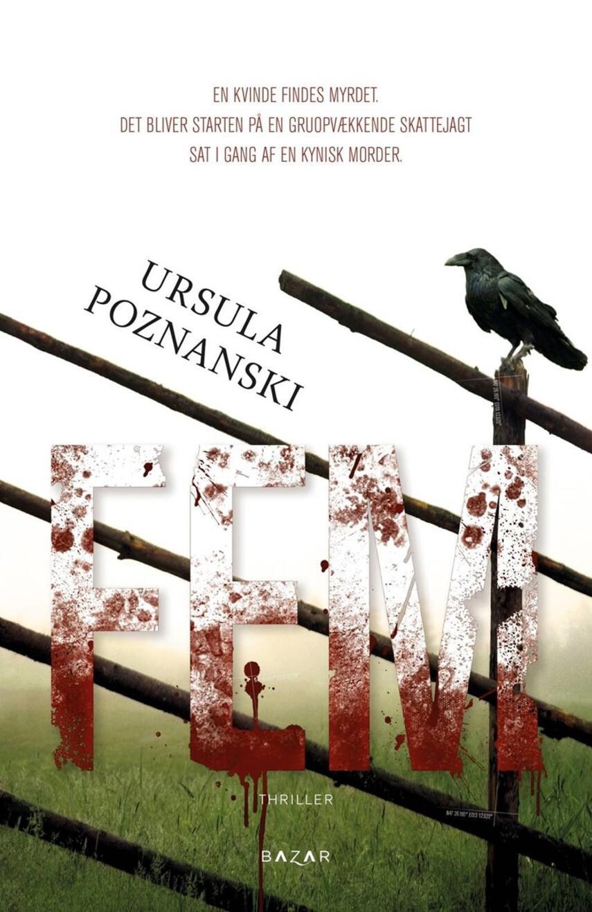 Ursula Poznanski: Fem : thriller