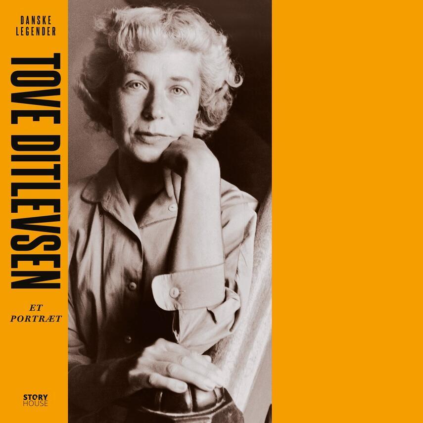 Anne-Sofie Storm Wesche (f. 1973): Tove Ditlevsen : et portræt
