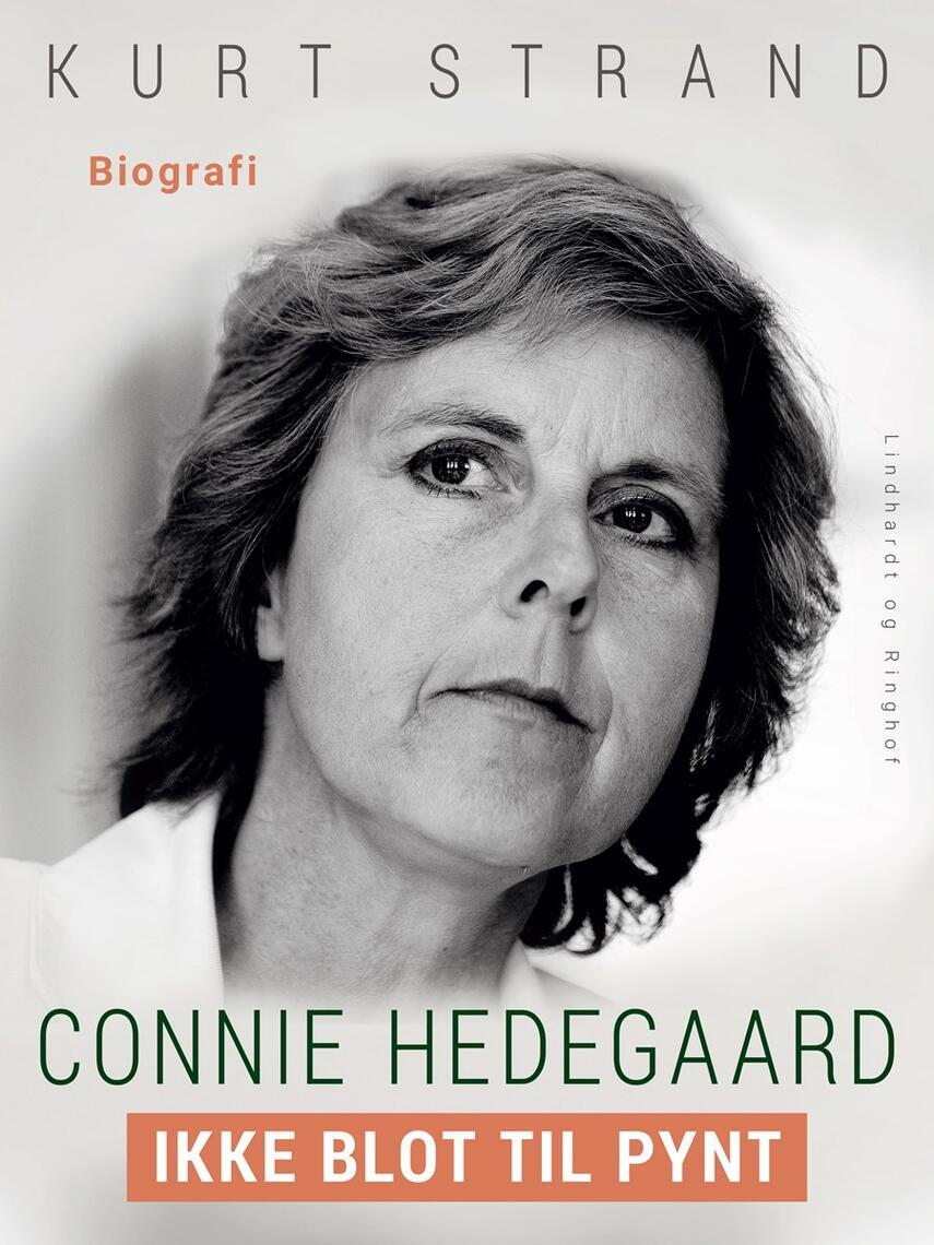 Kurt Strand: Connie Hedegaard : ikke blot til pynt