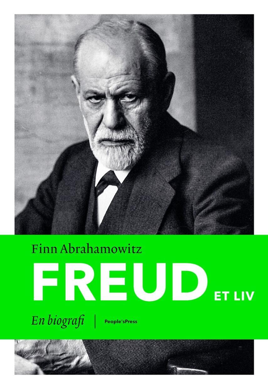 Finn Abrahamowitz: Freud : et liv