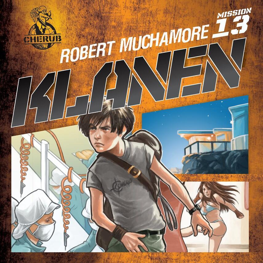 Robert Muchamore: Klanen