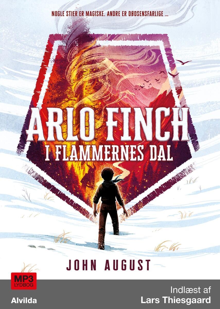 John August: Arlo Finch i flammernes dal