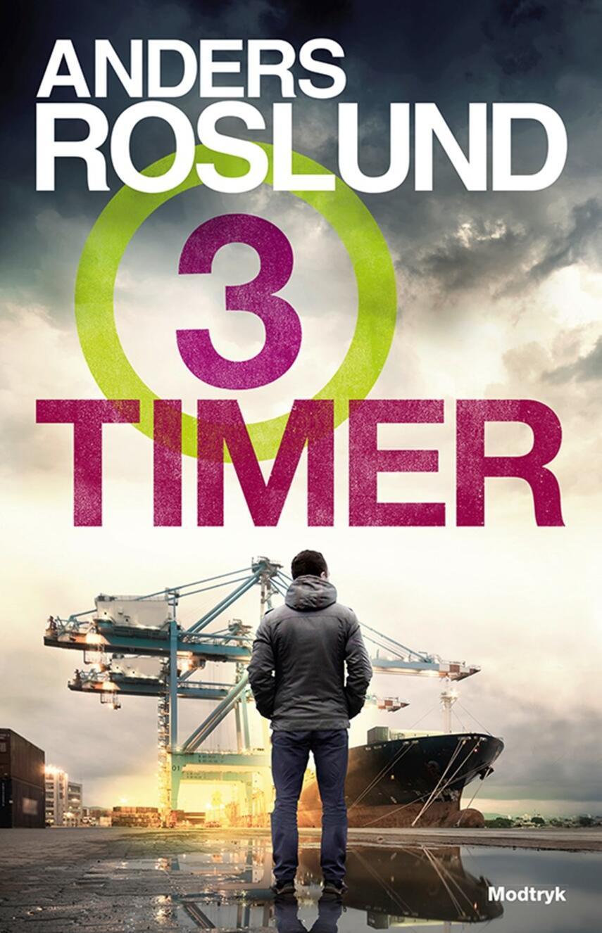 Anders Roslund: Tre timer