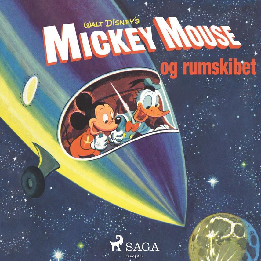 : Disneys Mickey Mouse og rumskibet