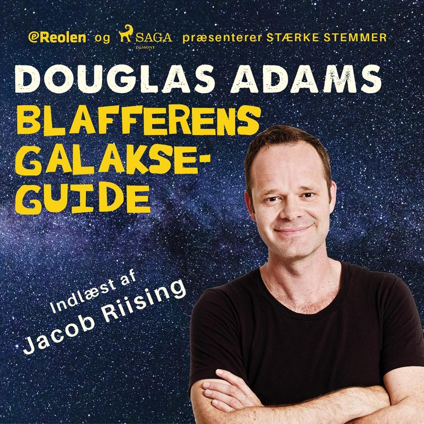 Douglas Adams: Blafferens galakseguide
