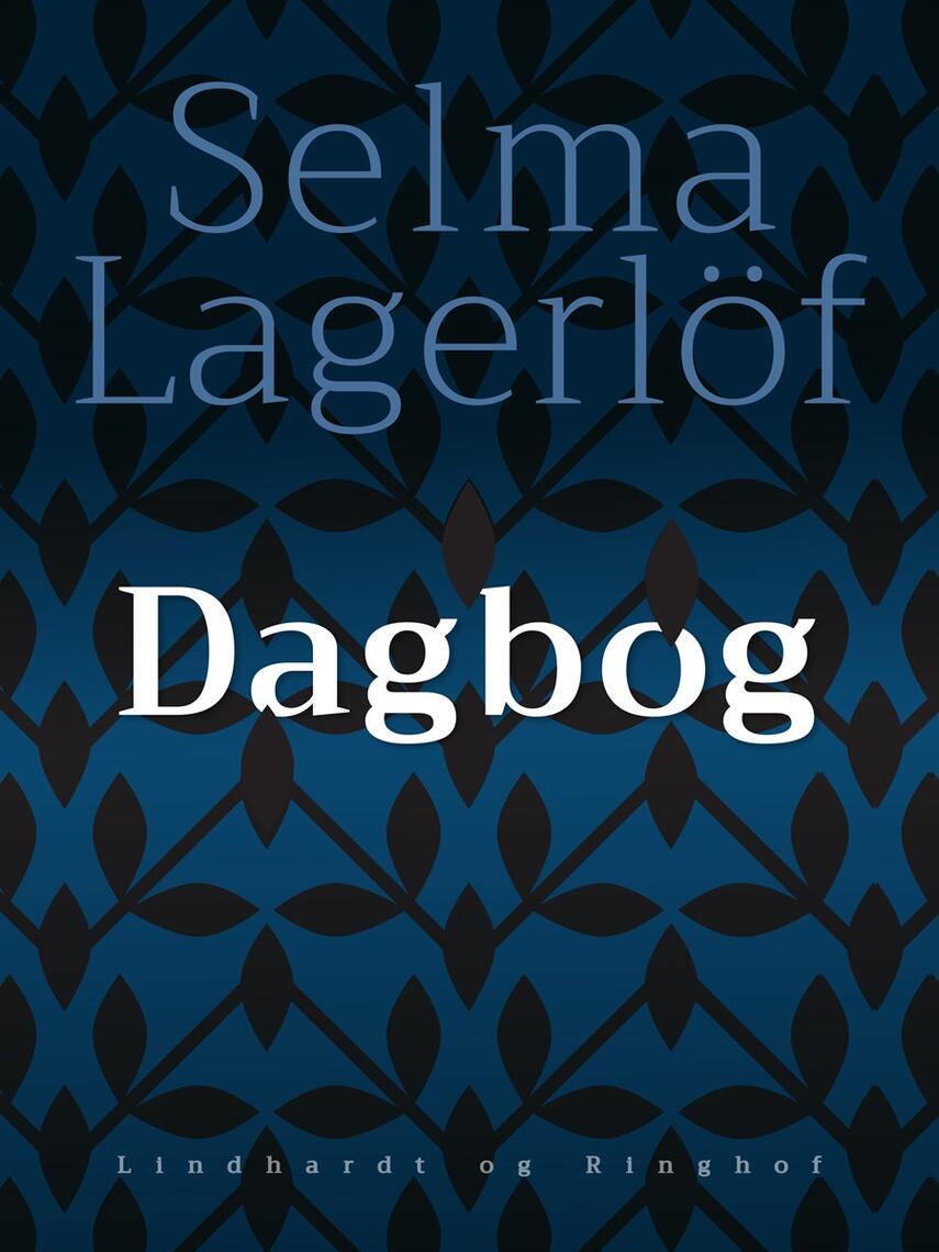 Selma Lagerlöf: Dagbog