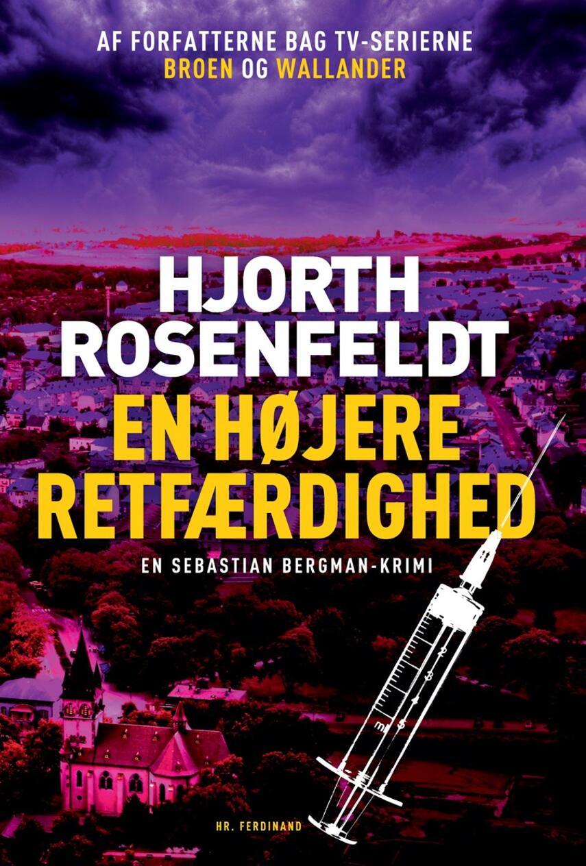 Michael Hjorth (f. 1963-05-13): En højere retfærdighed